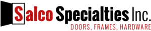Salco specializes in Commercial Hollow Metal and Wood Doors