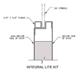 Diagram for integral lite kit