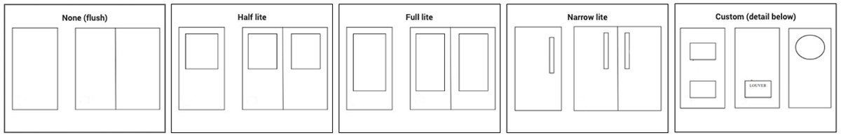 Lite Kit Salco Doors